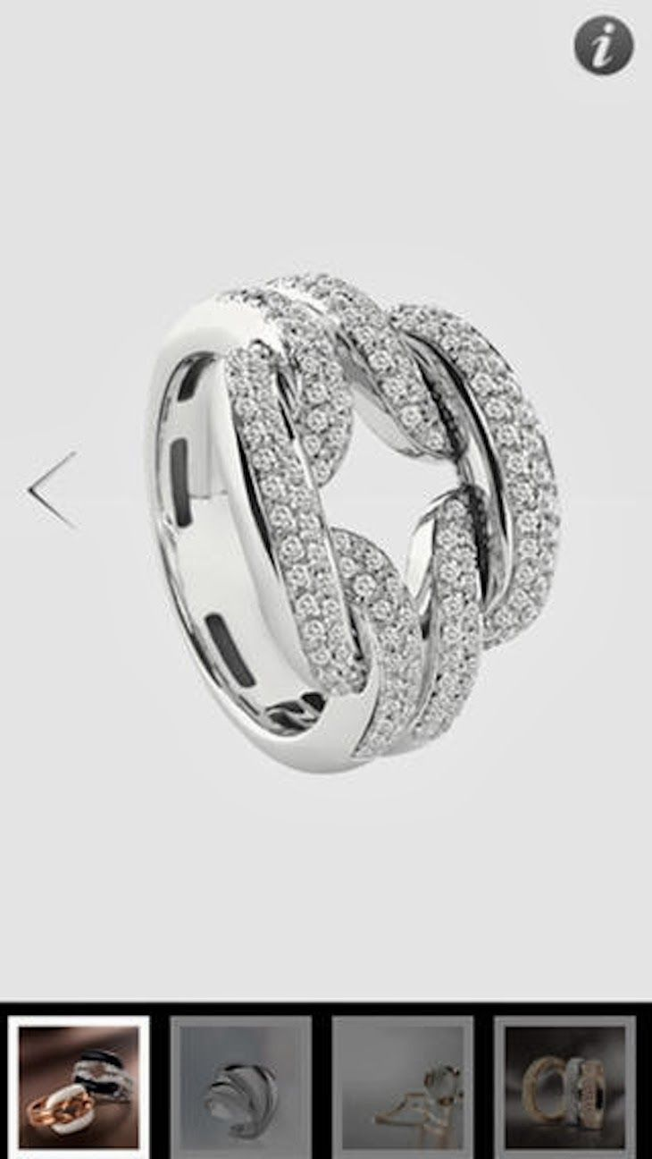 #Damiani #gioielli #jewelry #madeinitaly #fashionbrand #design #app #hitech #itunes #style #fashion #sanvalentino #sanvalentien #love #cool #fashionblogger #iphone #fashionblog