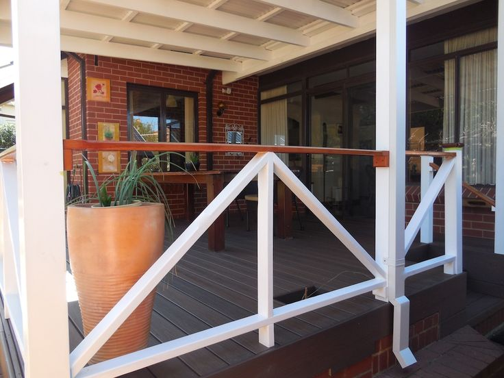 Timber patio and composite deck Perth by Castlegate Home Improvements