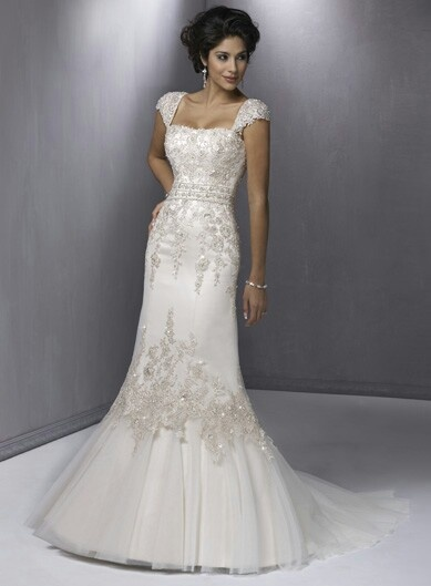 Beautiful form fitting wedding dress wedding pinterest for Beautiful fitted wedding dresses