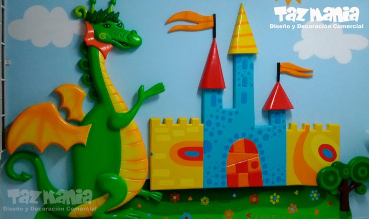 7 best images about decoraci n interior jard n infantil for Decoracion para jardin infantil