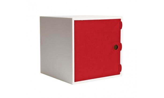 iCUBE DOOR... tenere in ordine piccoli spazi... carine soluzioni