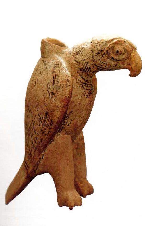 Hittite, rhyton- eagle, Kültepe- Kaniş, 1945-1835 BC