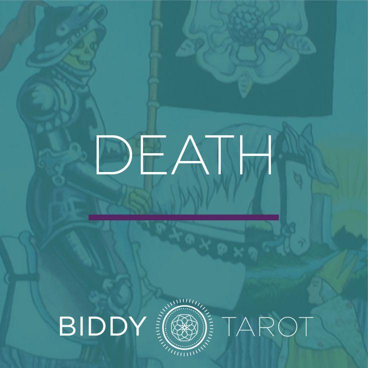 tarot death new relationship questions