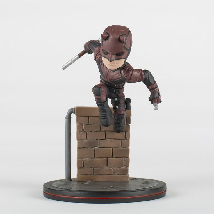 QMx Marvel Daredevil Q-Fig Diaroma
