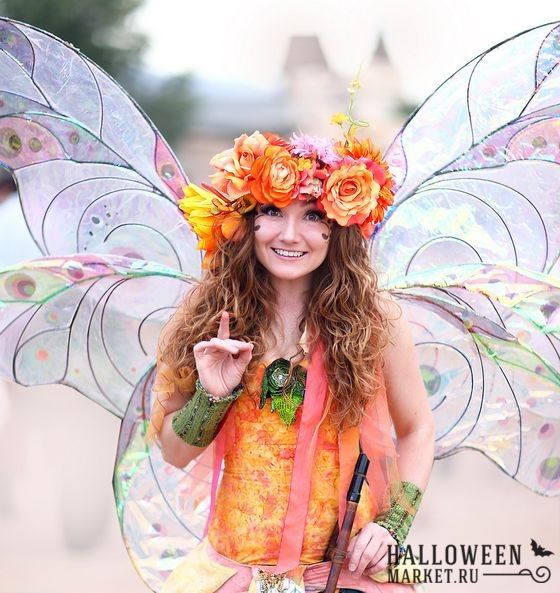 #fairy #makeup #costume #halloweenmarket #halloween  #костюм #образ #фея Костюм феи на хэллоуин (фото)
