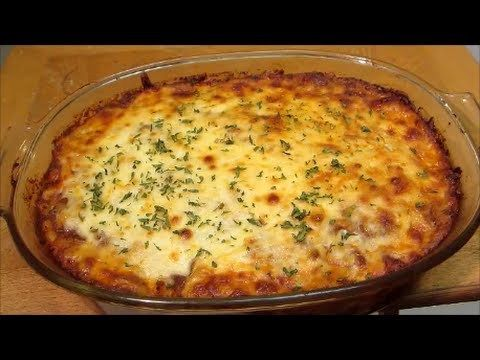 Beef and Noodle Casserole - Italian Pasta Bake - Recipe Bake, Beef, Beef (Food), Casserole, Casserole (Culinary Tool), Goulash (Dish), italian, Italian Food (Industry), Lasagne (Dish), Macaroni (Food), noodle, Noodle (Food), Pasta, Pasta (Food), Recipe, Spaghett...