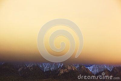 Clouds Over The Mountains - Download From Over 30 Million High Quality Stock Photos, Images, Vectors. Sign up for FREE today. Image: 50147156