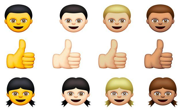 Asians angered by Apple's 'racist' yellow emoji  http://it-supplier.co.uk/