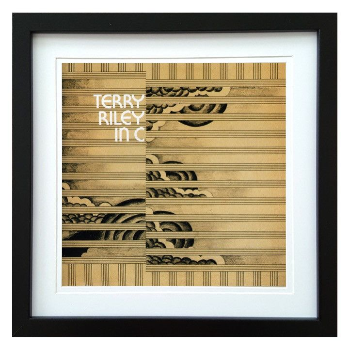Terry Riley | In C Album | ArtRockStore