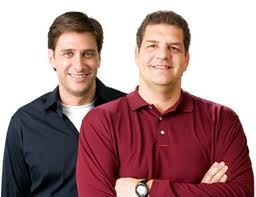 Mike & Mike in the Morning (Greenburg,Golic l-r)