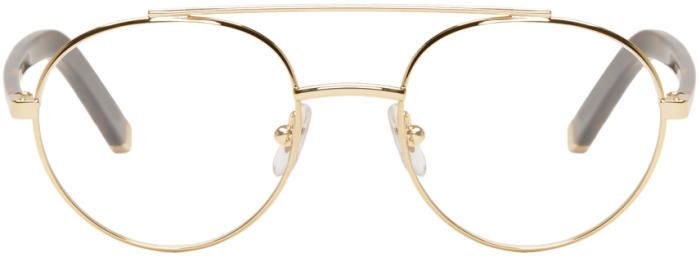 Super Gold Numero 32 Glasses