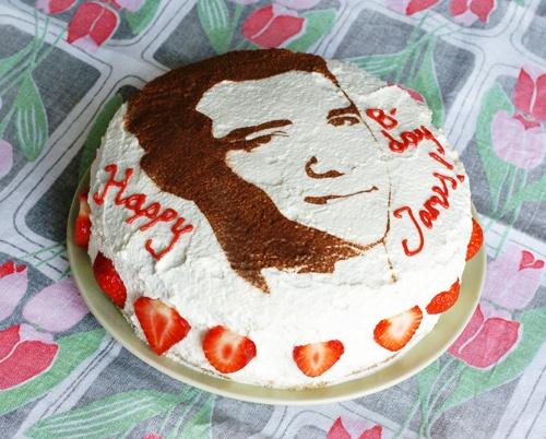 DIY face cake!