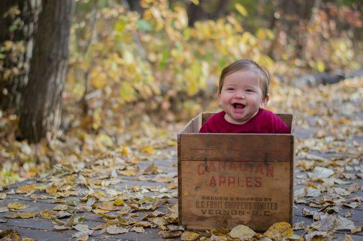 Happiest little man