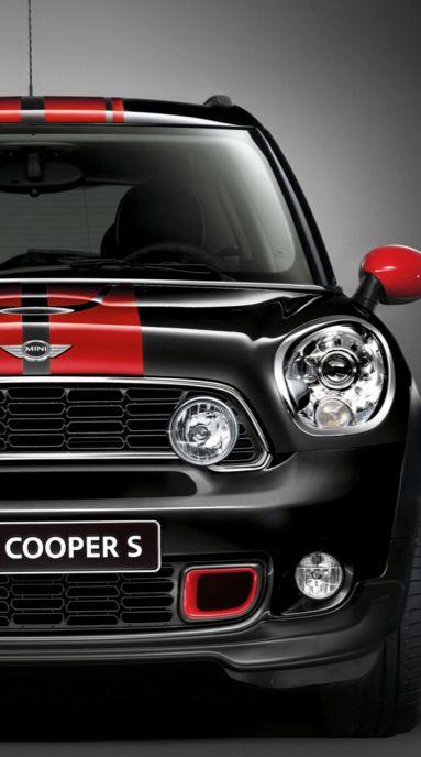 Mini Cooper S #MINI #MiniCooper #Rvinyl ============================= http://www.rvinyl.com/MINI-Accessories.html