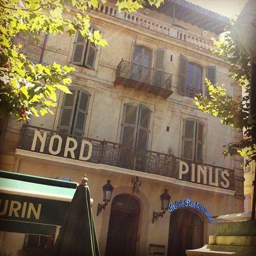 l'Hôtel Nord Pinus de Arles