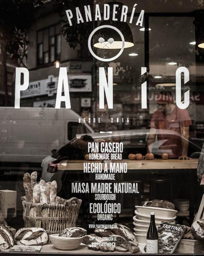 Autentica Panaderia Artesana Panic
