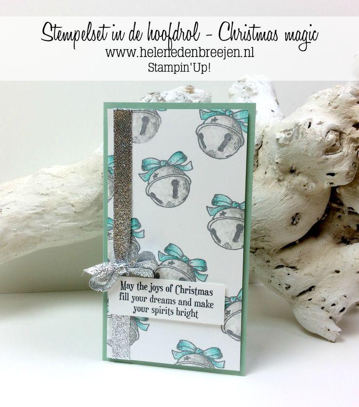 Card Making Ideas Christmas Stampin Up Part - 43: Stampinu0027Up! Christmas Magic