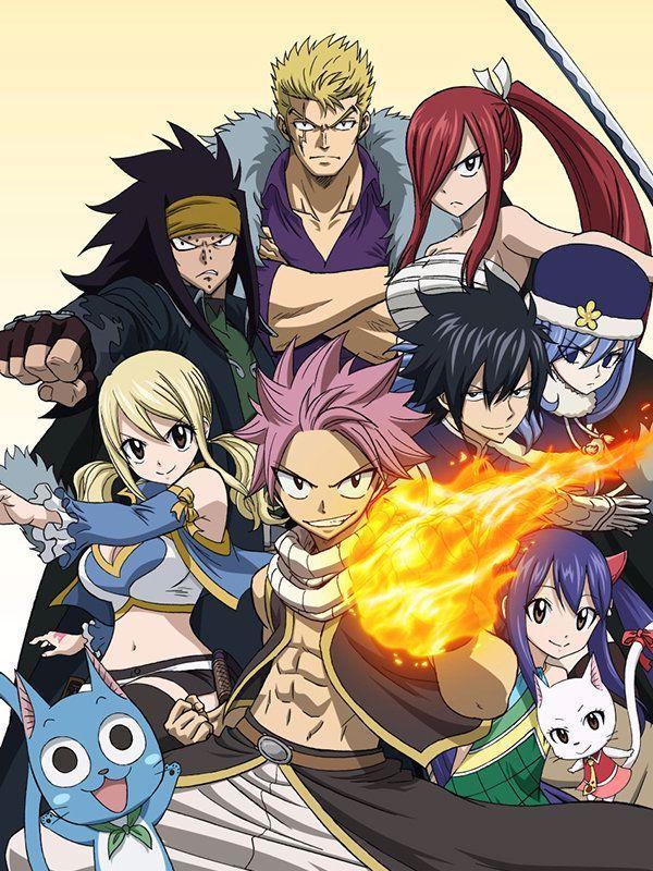 Gum-gum Streaming : gum-gum, streaming, Fairy, Streaming, Anime,, Anime