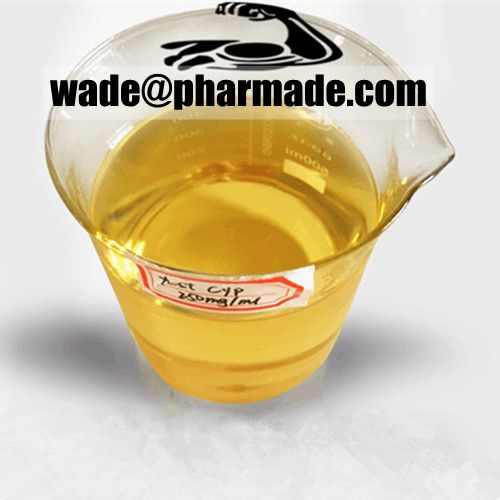 Semi-made Testosterone Cypionate 250mg/ml Oil from wade@pharmade.com Tags: Testosterone Cypionate 250 mg/ml Oil, Buy Testosterone Cypionate 250mg/ml Oil Solution, Semi-made Testosterone Cypionate 250mg/ml Oil Injection, Testosterone Cypionate 250mg/ml for sale, Homebrew Testosterone Cypionate 250mg Oil, Testosterone Cypionate powder conversion, Testosterone Cypionate powder