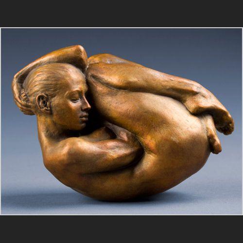Sleeping Woman by Kraig Varner