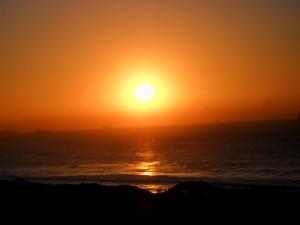 Sunrise in Umhlanga