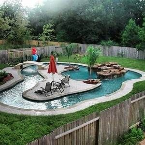 My own lil lazy river.... | Swimming pool ideas ...