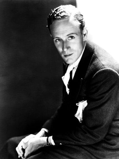"Leslie Howard ~ (1893-1943) English stage & film actor & director.  Among his best-known roles was Ashley Wilkes in GONE WITH THE WIND (1939) and roles in BERKELEY SQUARE (1933), OF HUMAN BONDAGE (1934), THE SCARLET PIMPERNEL (1934), THE PETRIFIED FOREST(1936), PYGMALION (1938), INTERMEZZO (1939), ""PIMPERNEL SMITH (1941) and THE FIRST OF THE FEW (1942)."