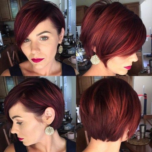70 Short Shaggy, Spiky, Edgy Pixie Cuts and Hairstyles ...