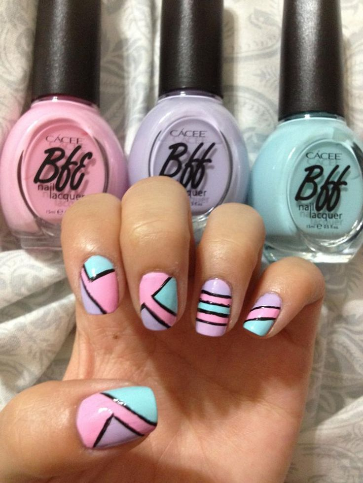 Nails linda unha decorada! #nail #unhas #unha #nails #unhasdecoradas #nailart #gorgeous #fashion #stylish #lindo #cool #cute #fofo