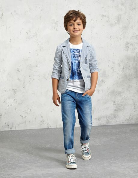 Kid's Wear - Pepe Jeans London SS 2015