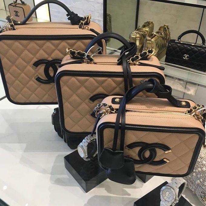 71e90cd4c51c Chanel Vanity Bag Sizes   Review