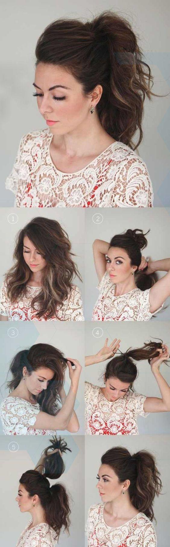 Unglaublich Erstaunlich Most of these hairstyles tutorials are very very easy to do. Suffice it, #stuff #erstaunlich #easy #fair …