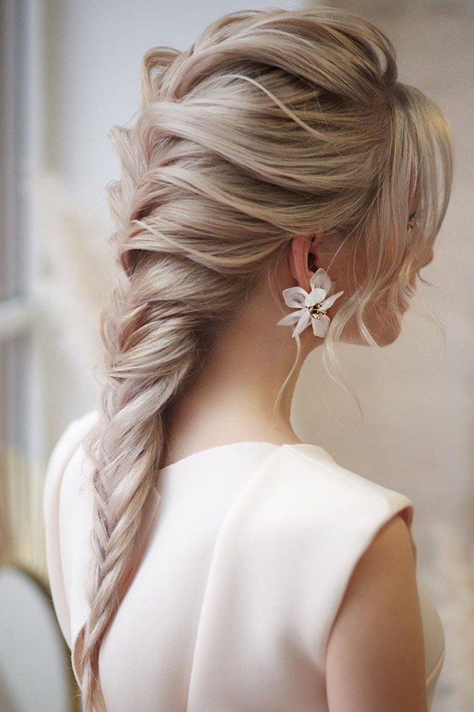 39 Adorable Braided Wedding Hair Ideas Wedding Forward In 2020 Braided Hairstyles For Wedding Hair Upstyles Wedding Hairstyles For Long Hair