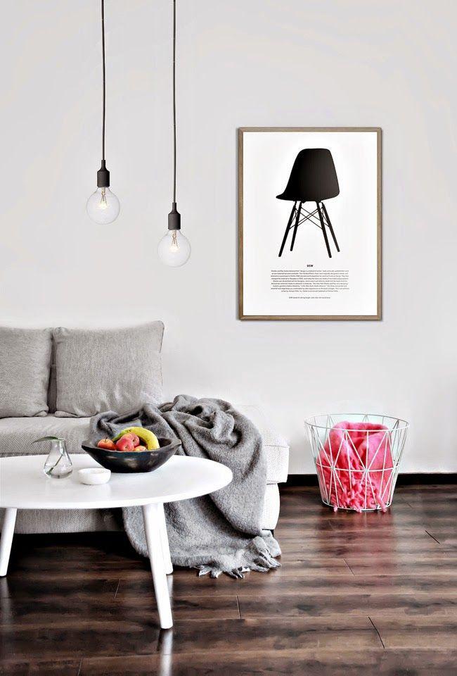 La increíble sala de Katerina Dima   Little*Haus Katerina Dima's gorgeous living room