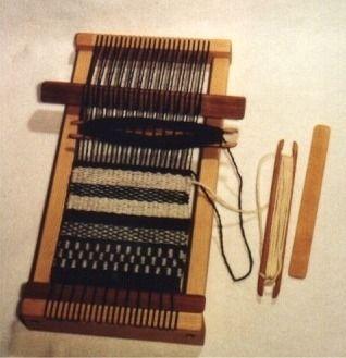 Good Wood looms - beautiful simple design