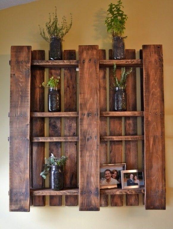 Изготовление мебели из поддонов | Дачная мебель из поддонов своими руками - фото