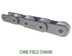 A variety of chains are used for harvesting of canes and Gee Ess Engineering Works offers a wide range of Cane Harvester Chains which include heat treated sidebars for 'double strength' and case carborised pins, bushes and rollers for optimum abrasion resistance. Numerous types of roller and double pitch roller chains are available.  #EHP200CaneHarvesterChains #chainmanufacturers #variety #chains #Works #chains  Cont : 98766-00450 Visit our site: http://www.geeessengineeringworks.com
