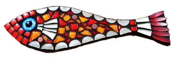 Check out this item in my Etsy shop https://www.etsy.com/au/listing/521022707/mosaic-red-fish-kitset-small
