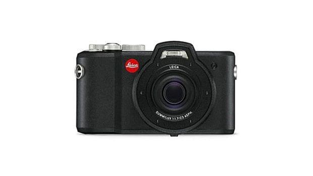 30s: Leica X-U