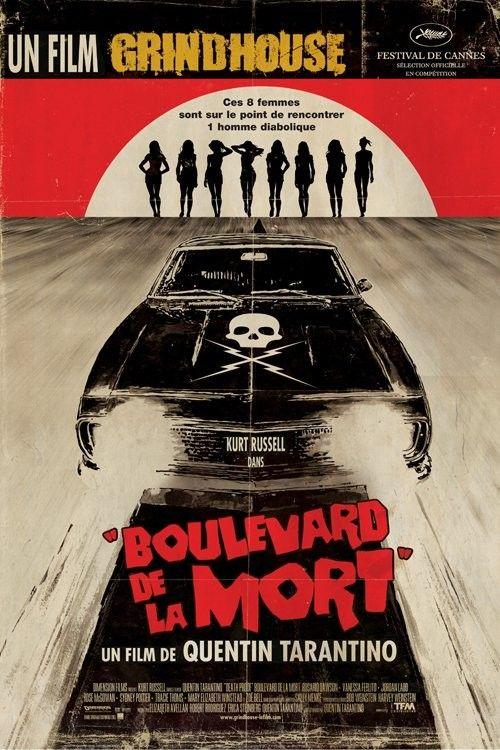 Boulevard de la mort (2007) - DEAD PROOF  aussi pour la bande son