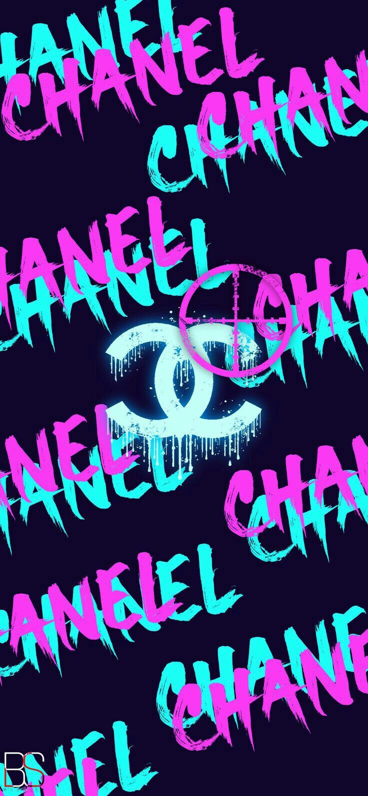 Pin by Taliaanyia on wallpapers   Chanel wallpaper, Chanel ...