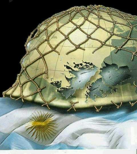 Jamás olvidaremos. Islas Malvinas. ARGENTINA.