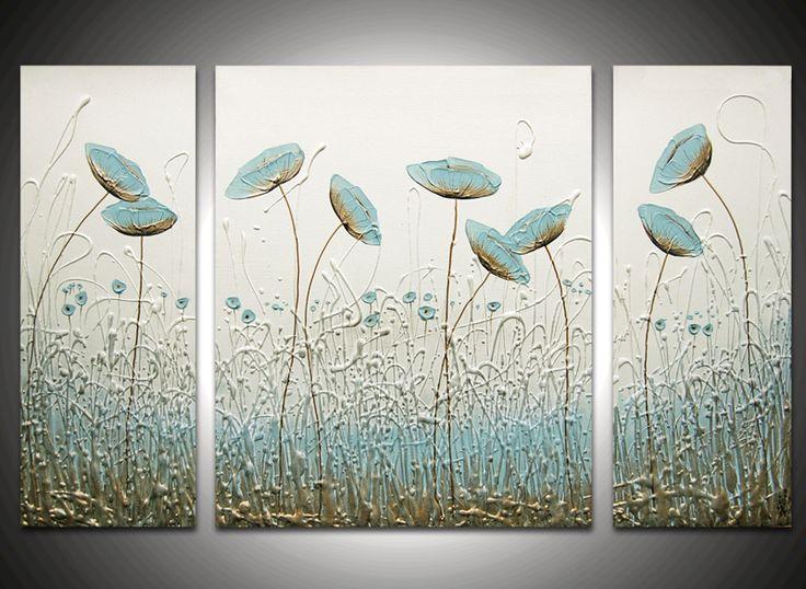 Wisper Triptych - The Sculpture Room