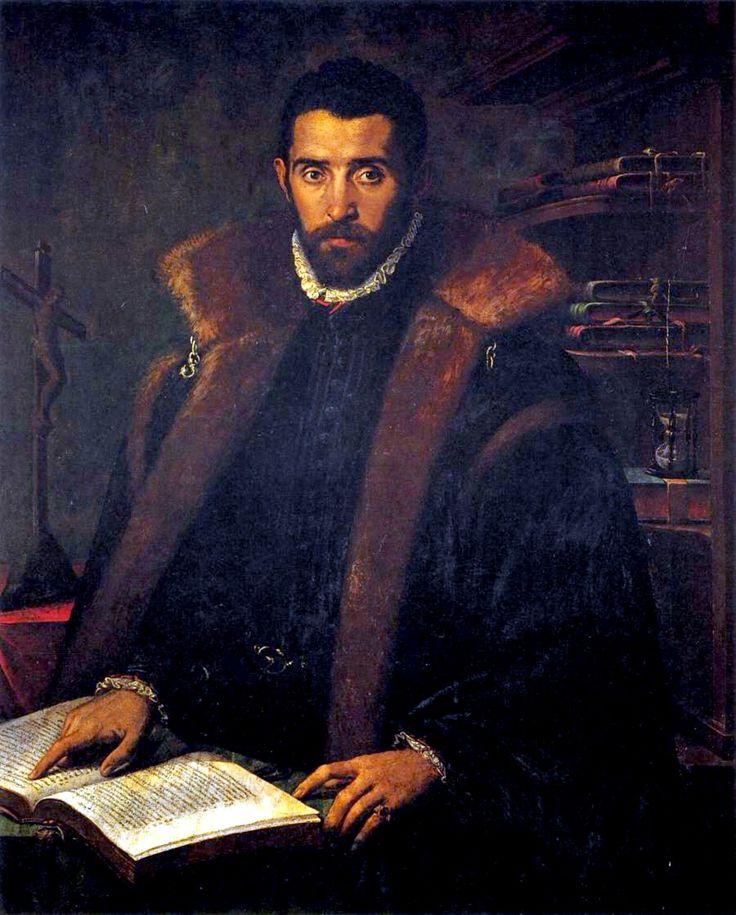 Anonimo Fiorentino - Torquato Tasso (sec. XVI).