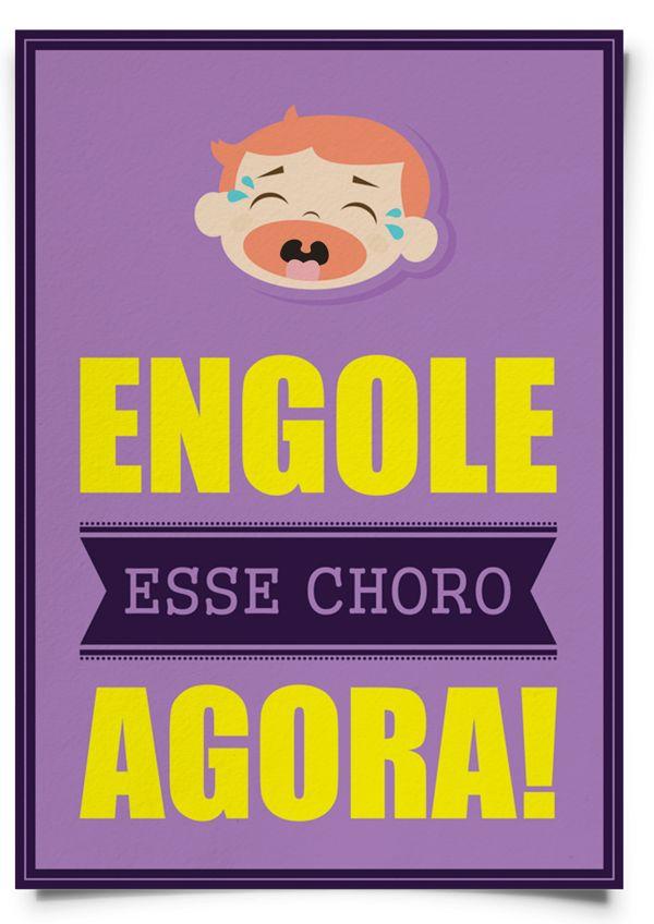 Megacurioso - As frases que sua mãe está cansada de dizer viraram pôsteres divertidos: