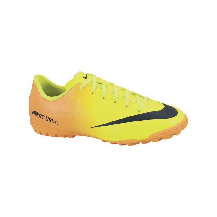 #zapatillas #futbol o #botas #futbol MERCURIAL VORTEX TF #nike de #niño para la #vuelta al #cole #2013 de tus hijos #sport #deporte  http://www.base.net/producto/Zapatillas-tecnicas+Nike+Futbol+MERCURIAL-VORTEX-TF+573875-708