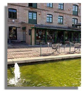 The Kitchin, Edinburgh...I heard this place has amazing seafood