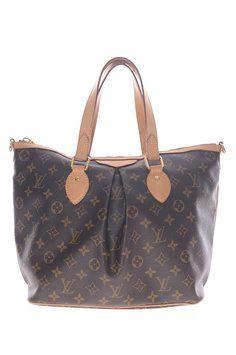 Louis Vuitton Palermo Pm Shoulder Bag