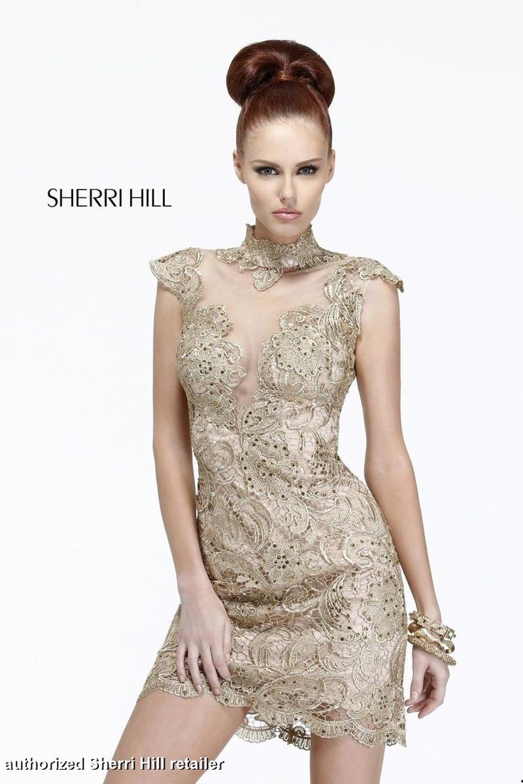 75 best Sherri Hill 1 images on Pinterest | Ballroom dress, Cute ...