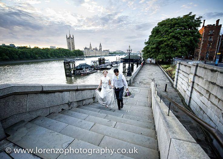 London Wedding Photography - Garden Museum